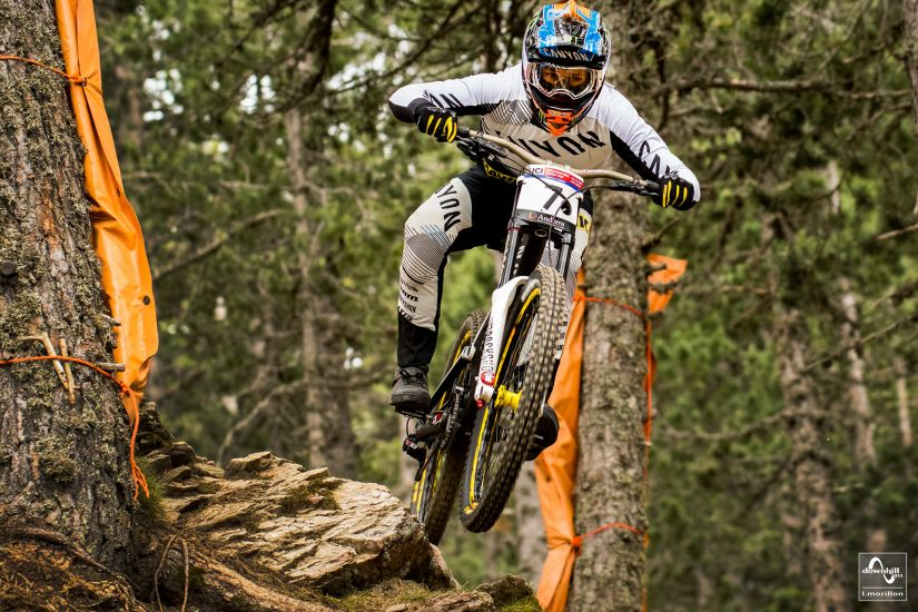 Troy Brosnan remporte les qualifications de la 4ème manche de Coupe du Monde à vallnord