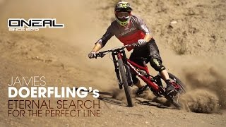 James Doerfling's eternal search for the perfect line