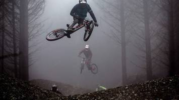 Watch video 50to01 - Revolution Bike Park - before Opening