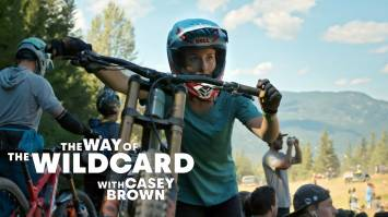Regarder la vidéo Casey Brown - The way of the wildcard.